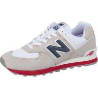 new balance ML574 Sneakers Low weiß Herren Gr. 40