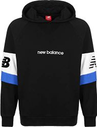 New Balance MT93503 Hoodie Black
