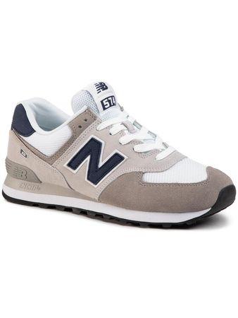 New Balance Sneakers ML574EAG Grau