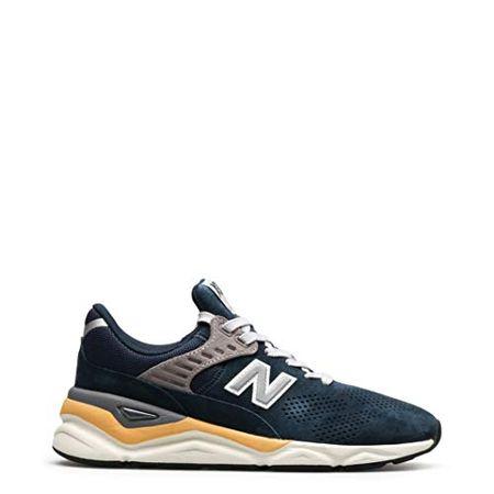 finest selection 1d5a8 02e30 New Balance X90 Herren Sneaker Blau