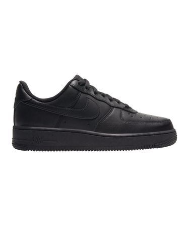 Nike Air Force 1 ´07 Damen Schwarz F001