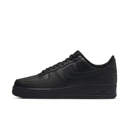 Nike Air Force 1 '07 Herrenschuh - Schwarz