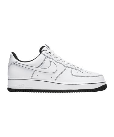 Nike Air Force 1 ´07 Weiss Schwarz F104