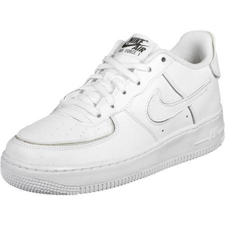Nike Air Force 1/1, 37.5 EU, Jungen, weiß