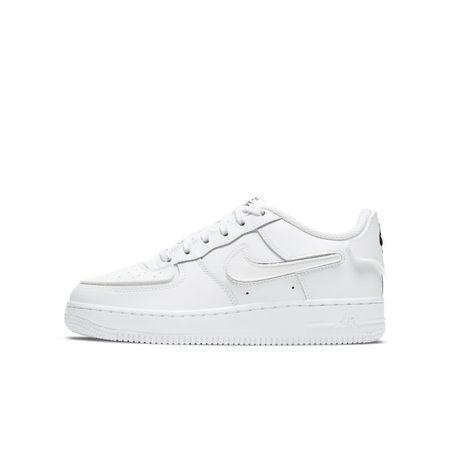 Nike Air Force 1/1 Schuh für ältere Kinder - Weiß