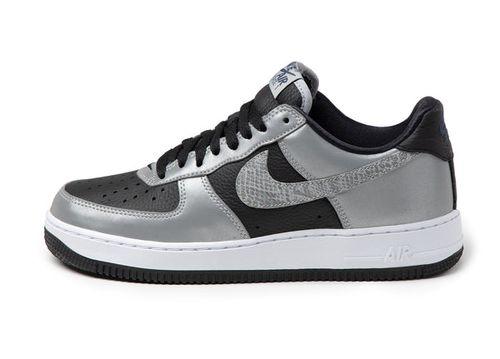 Nike Air Force 1 B *Silver Snake*
