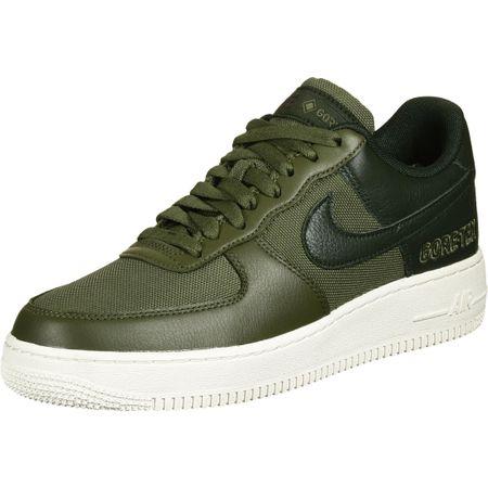 Nike Air Force 1 GTX, 38.5 EU, Herren, oliv
