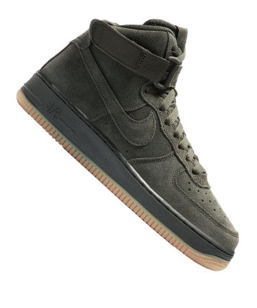 Nike Air Force 1 High LV8 Sneaker Kids Grün F300