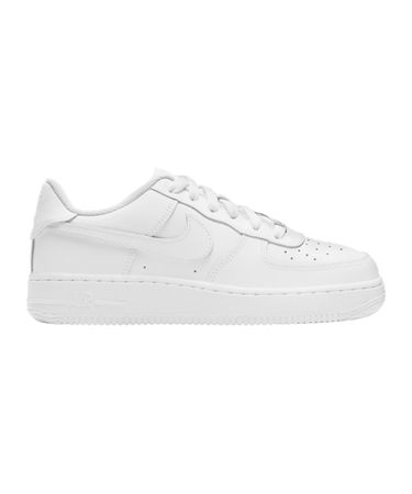 Nike Air Force 1 LE Kids Weiss F111