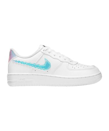 Nike Air Force 1 LV8 1 Kids (PS) Weiss F100