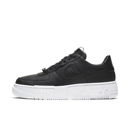 Nike Air Force 1 Pixel Damenschuh - Schwarz