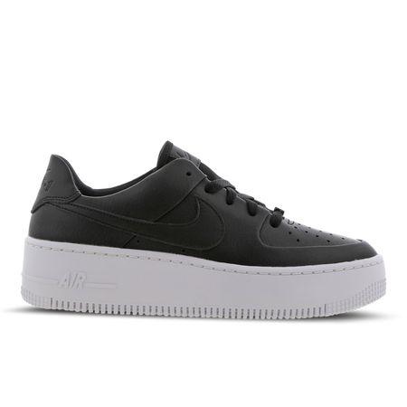 Nike AIR FORCE 1 SAGE LOW - Damen