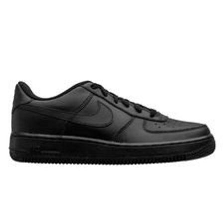 Nike Air Force 1 - Schwarz Kinder