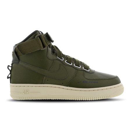 hot sale online 0c272 3a817 Nike Air Force 1 Utility High - Damen Schuhe