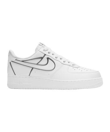 Nike Air Force 1 Weiss Schwarz F100