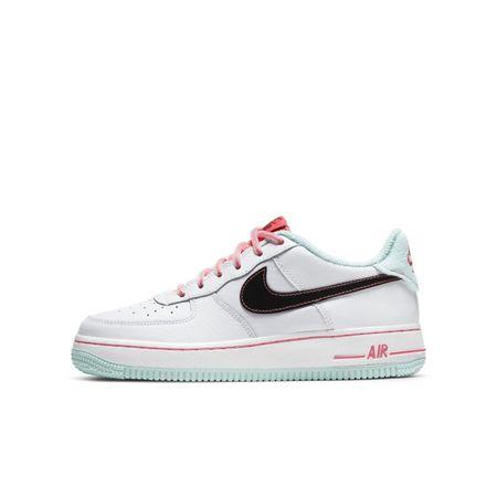Nike Air Force 1'07 LV8 Schuh für ältere Kinder - Weiß