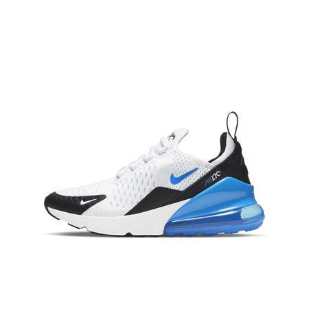 Nike Air Max 270 Schuh für ältere Kinder - Weiß