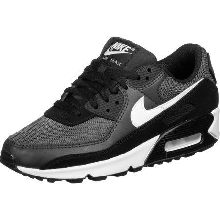 Nike Air Max 90 Herren, grau schwarz, 39 EU