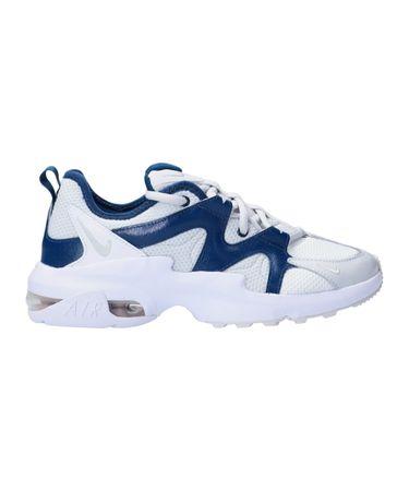 Nike Air Max Graviton Damen Weiss Blau F106