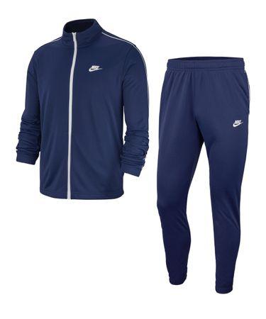 Nike Freizeitanzug Blau F410
