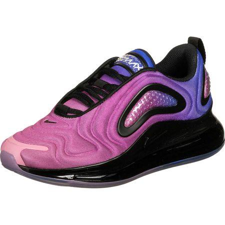 Nike Schuhe Air Max 720 SE Sneakers Low blau/weiß Herren Gr. 39