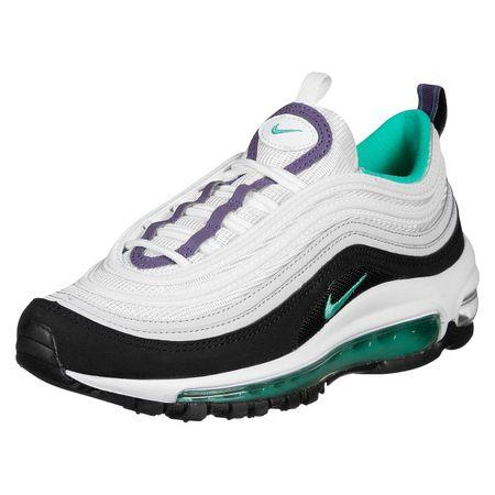 Nike Schuhe Air Max 97 BG Sneakers Low weiß-kombi Gr. 37,5