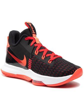 Nike Schuhe Lebron Witness V CQ9380 005 Schwarz