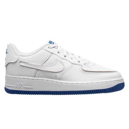 Nike Sneaker Air Force 1/1 - Weiß/Blau Kinder