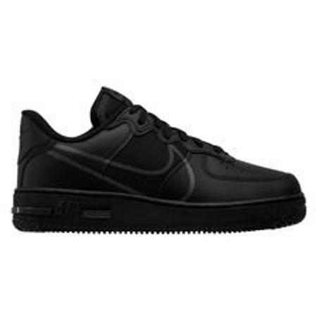 Nike Sneaker Air Force 1 React - Schwarz/Grau Kinder