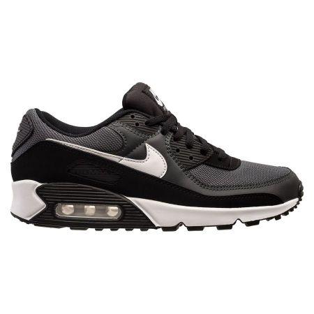 Nike Sneaker Air Max 90 - Iron Grau/Dark Smoke Grau/Schwarz/Weiß