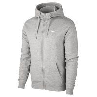 Nike Sportswear Herren-Hoodie mit durchgehendem Reißverschluss - Grau