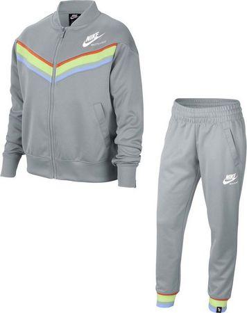 Nike Sportswear Jogginganzug »GIRLS NIKE SPORTSWEAR HERITAGE TRACK SUIT« (Set, 2-tlg)