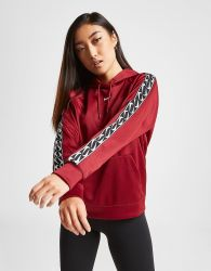 Nike Tape Hoodie Damen - Only at JD - Rot - Womens, Rot