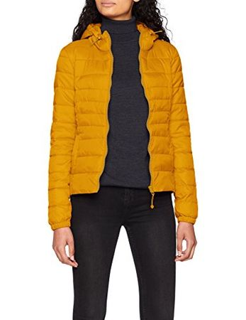 ONLY NOS Damen Jacke Onltahoe Hood Jacket Otw Noos, Gelb (Golden Yellow)
