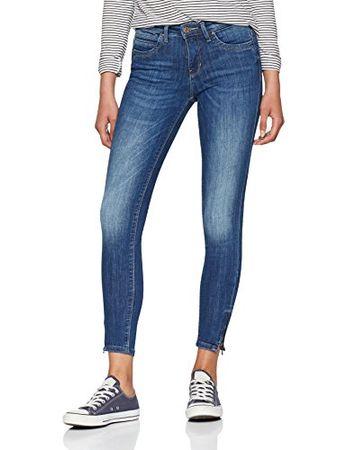 ONLY NOS Damen Skinny Jeans Onlkendell Reg SK Ank Jns CRE178067 Noos, W28/L34