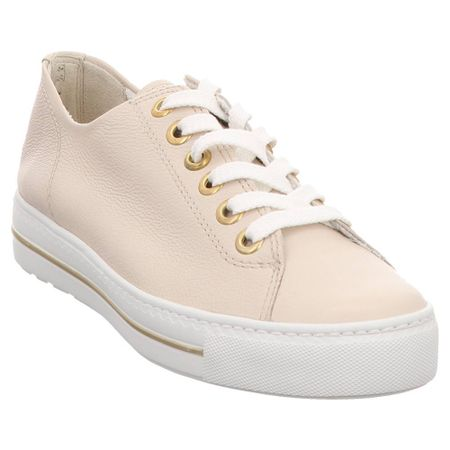 Paul Green   4704   Schnürschuh   Sneaker   Super Soft beige, 7