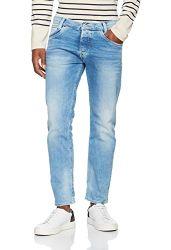 Pepe Jeans Herren Spike Jeans, Blau (11OZ VINTAGE 8 DIP)