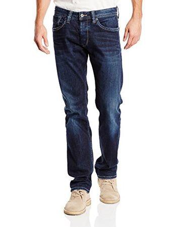 Pepe Jeans Herren Straight Leg Jeans Cash, Blau (Denim 000)