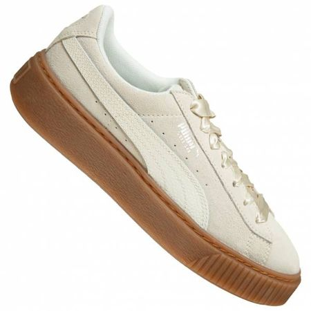 PUMA Suede Platform Bubble Damen Sneaker 366439-02