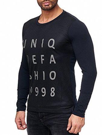 Red Bridge Herren Sweatshirt Pullover Kapuzenpullover Hoodie Sweater (S