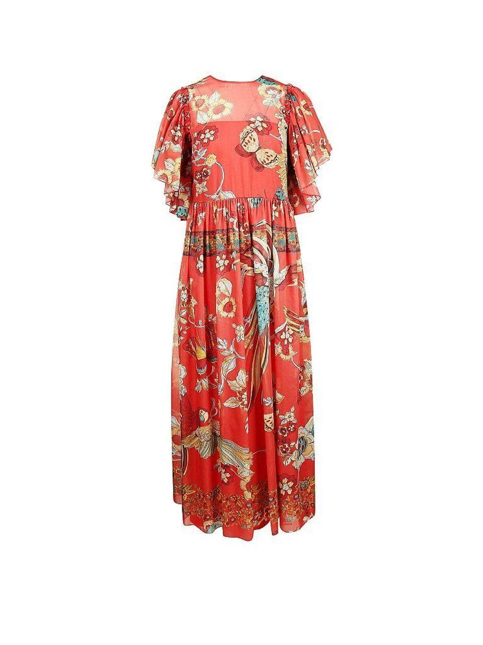 Red Valentino Kleid rot 34 - Preise vergleichen