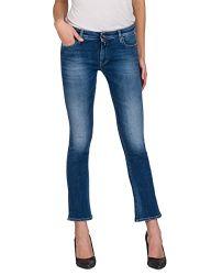 Replay Damen DOMINIQLI Flared Jeans, W28/L32