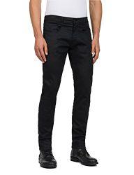 Replay Herren Anbass Slim Jeans, W28/L34