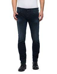 Replay Herren Anbass Slim Jeans, W34/L32 (Herstellergröße: 34)