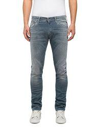 Replay Herren JONDRILL Skinny Jeans, W36/L32 (Herstellergröße: 36)