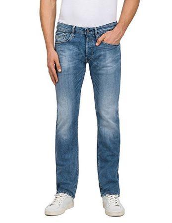 Replay Herren Newbill Straight Jeans, W31/L34