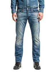 Replay Herren Regular Slim Leg Jeans Waitom, Blau (Blue Denim 009), W30/L30 (Herstellergröße: 30)