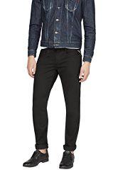 Replay Herren Slim Jeans Anbass Schwarz (Black 98) W29/L34 (Herstellergröße: 29)