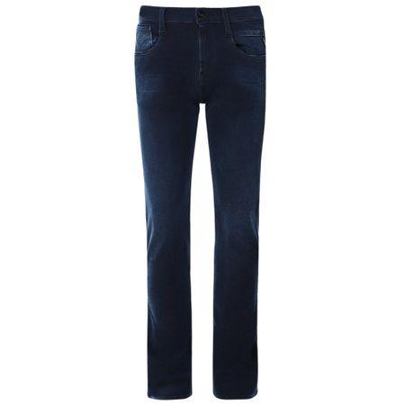 Replay, Slim Fit Hyperflex Anbass Jeans Blau, Herren, Größe: 36
