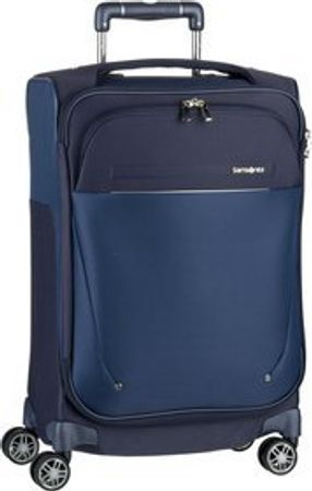 Samsonite Trolley + Koffer B-Lite Icon Spinner 55/35 Dark Blue (32.5 Liter)